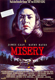Poster de Misery
