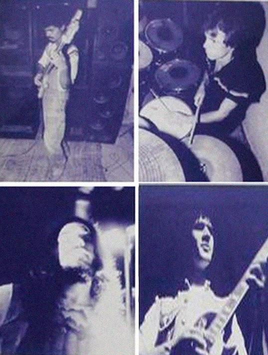 Ave de Veludo - Elétrico Blues (1984)