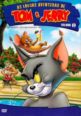As Loucas Aventuras de Tom e Jerry: Volume 1  As%2BLoucas%2BAventuras%2Bde%2BTom%2Be%2BJerry%2B-%2BVolume%2B1
