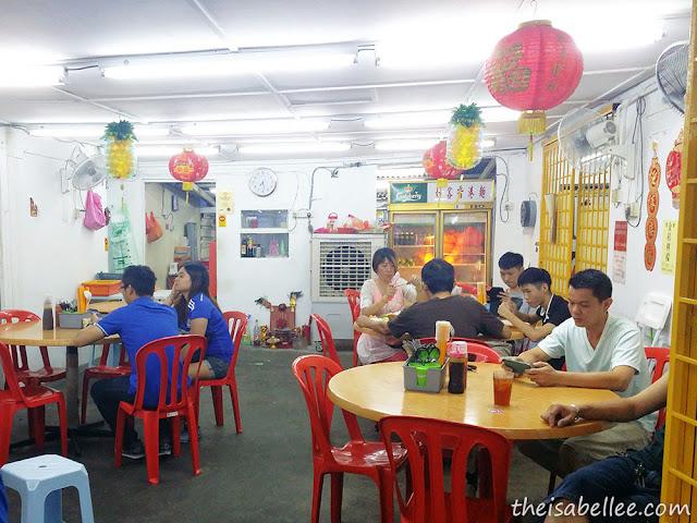 Restoran Yong Tau Fu @ Batu 14 Puchong interior