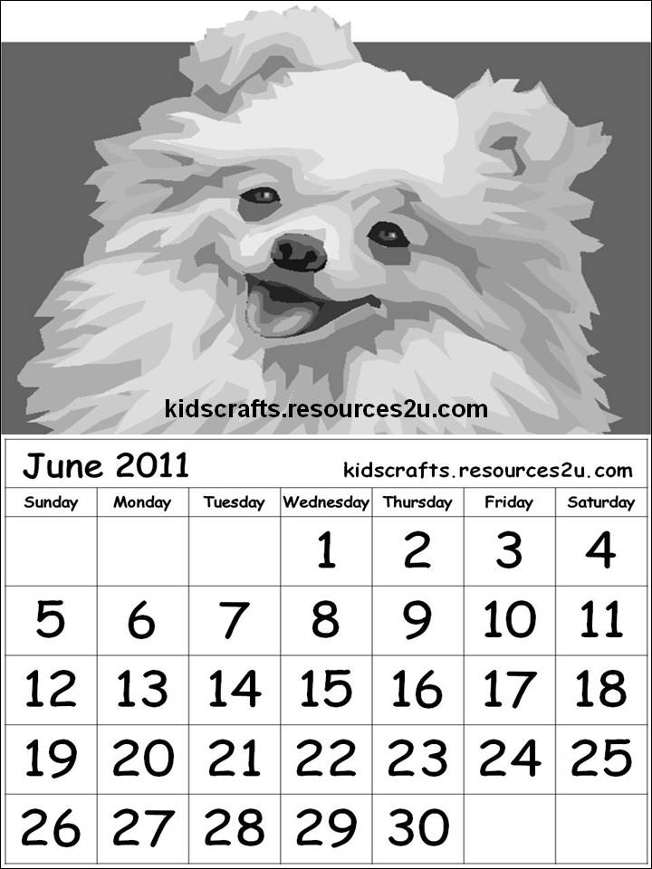 june 2011 calendar printable. See other June 2011 Calendars