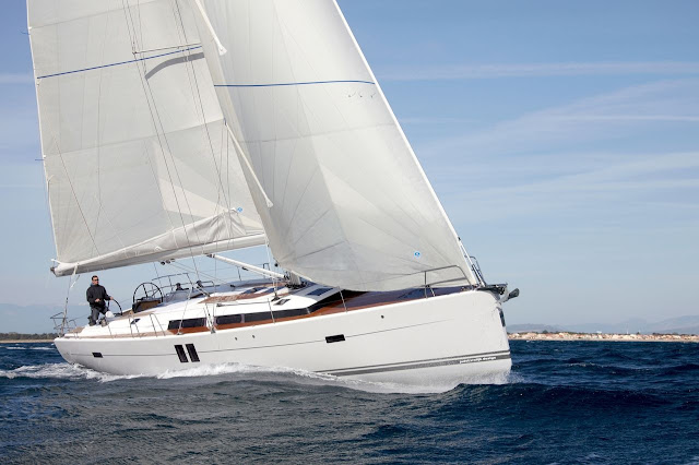 Boat Test: Hanse 495