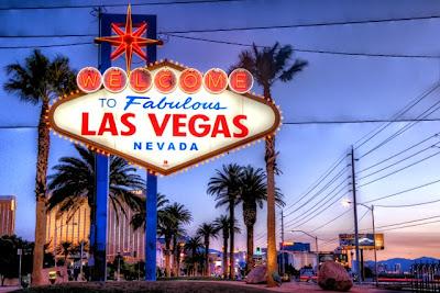 Luna de miel en Las Vegas
