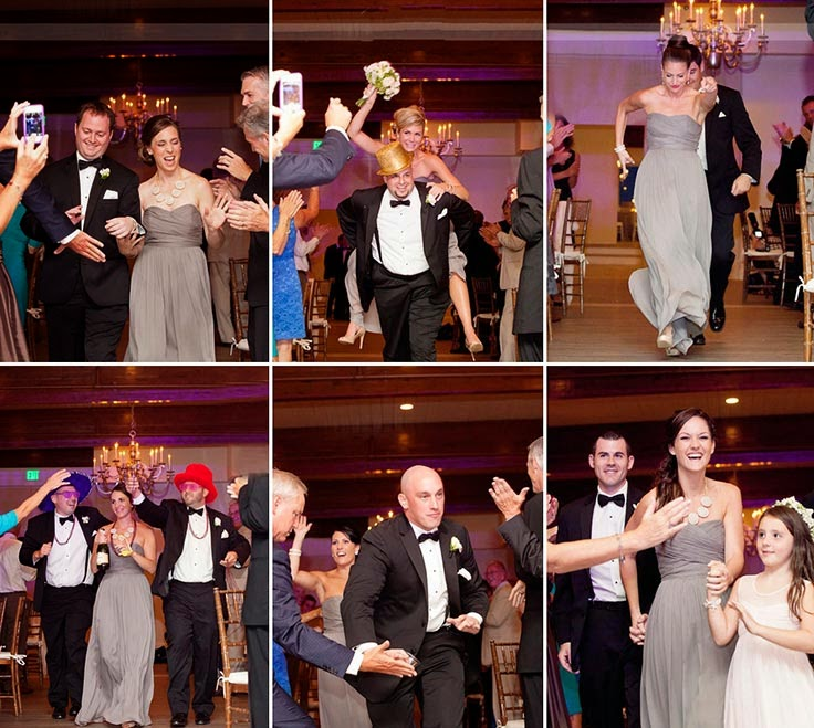 Wedding Tips Weddingbridal Party Introductions Entrance