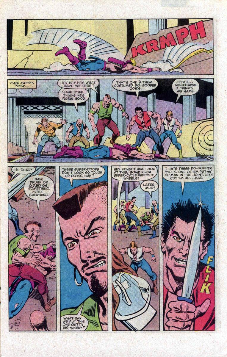 Hawkeye (1983) Issue #2 #2 - English 5