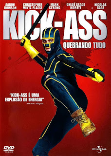 Assistir Kick-Ass: Quebrando Tudo Dublado Online HD