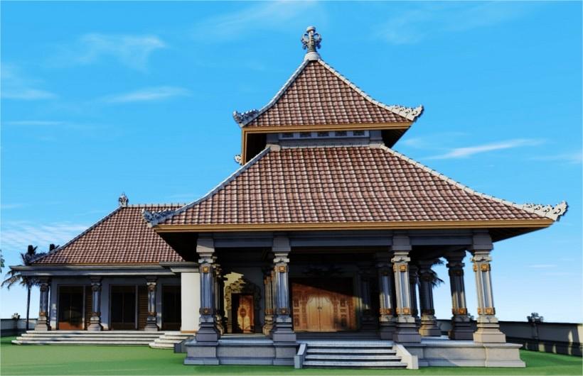 rumah-adat-indonesia KERAGAMAN RUMAH ADAT DI INDONESIA | Desain Rumah