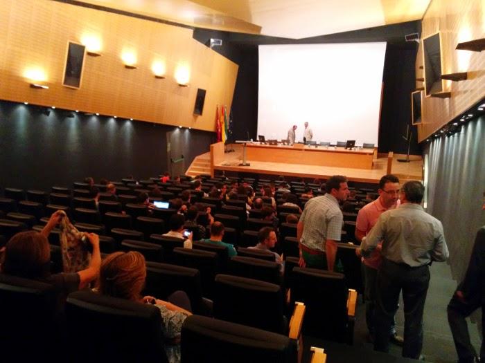 Auditorio CREA Sevilla