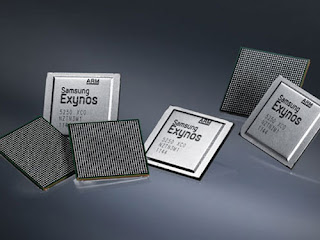 Samsung shows quad-core Exynos chipset