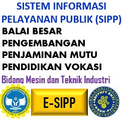 SIPP PPPPTK BMTI