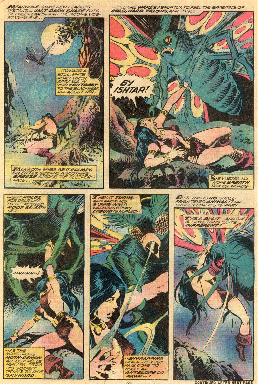 Conan the Barbarian (1970) Issue #61 #73 - English 15