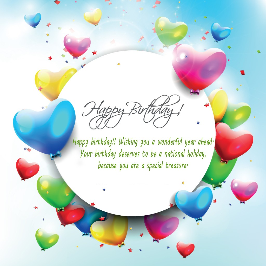 Happy Birthday Cards – Birthday Cards Online for Facebook