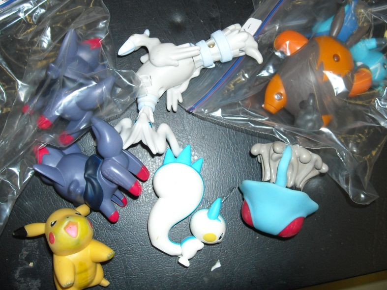 Toys And Treasures : Toys and treasures pokemon fro