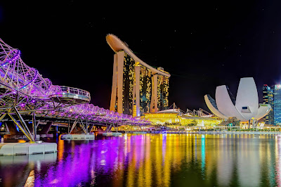 Giá vé máy bay đi Singapore - Henderson Waves