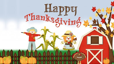 Happy Thanksgiving! 2012