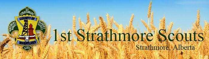 1st Strathmore Scouts Alberta