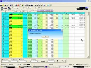 Billing Explorer ver Deskpro 8 Vista7