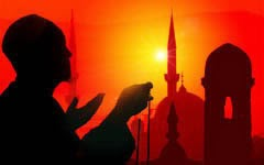 muslim pray islam