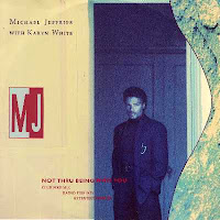 Michael Jeffries – Not Thru Being With You (VLS) (1989)