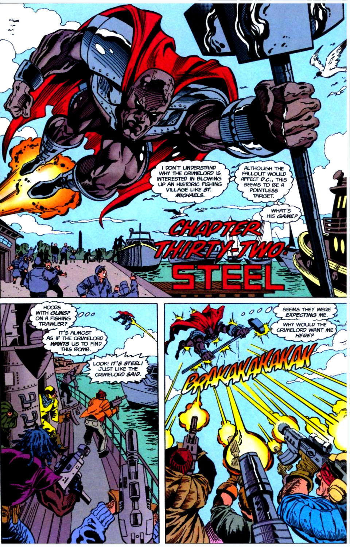 Deathstroke (1991) Issue #50 #55 - English 11