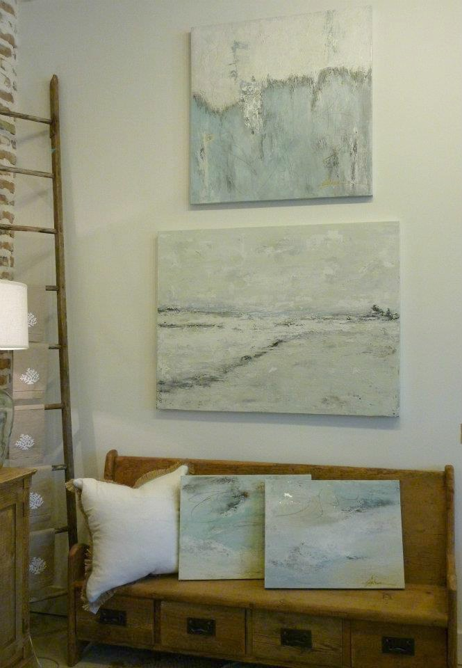 New Paintings In Beau Interiors