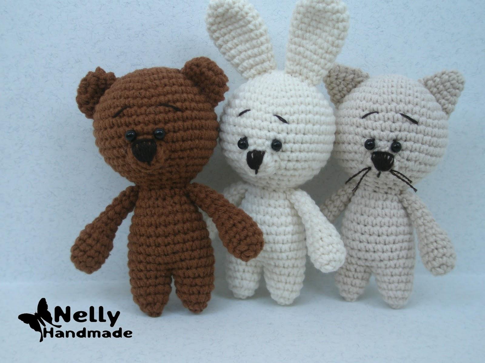 Волчонок Слип и Зая - МК по вязанию игрушек - Форум почитателей