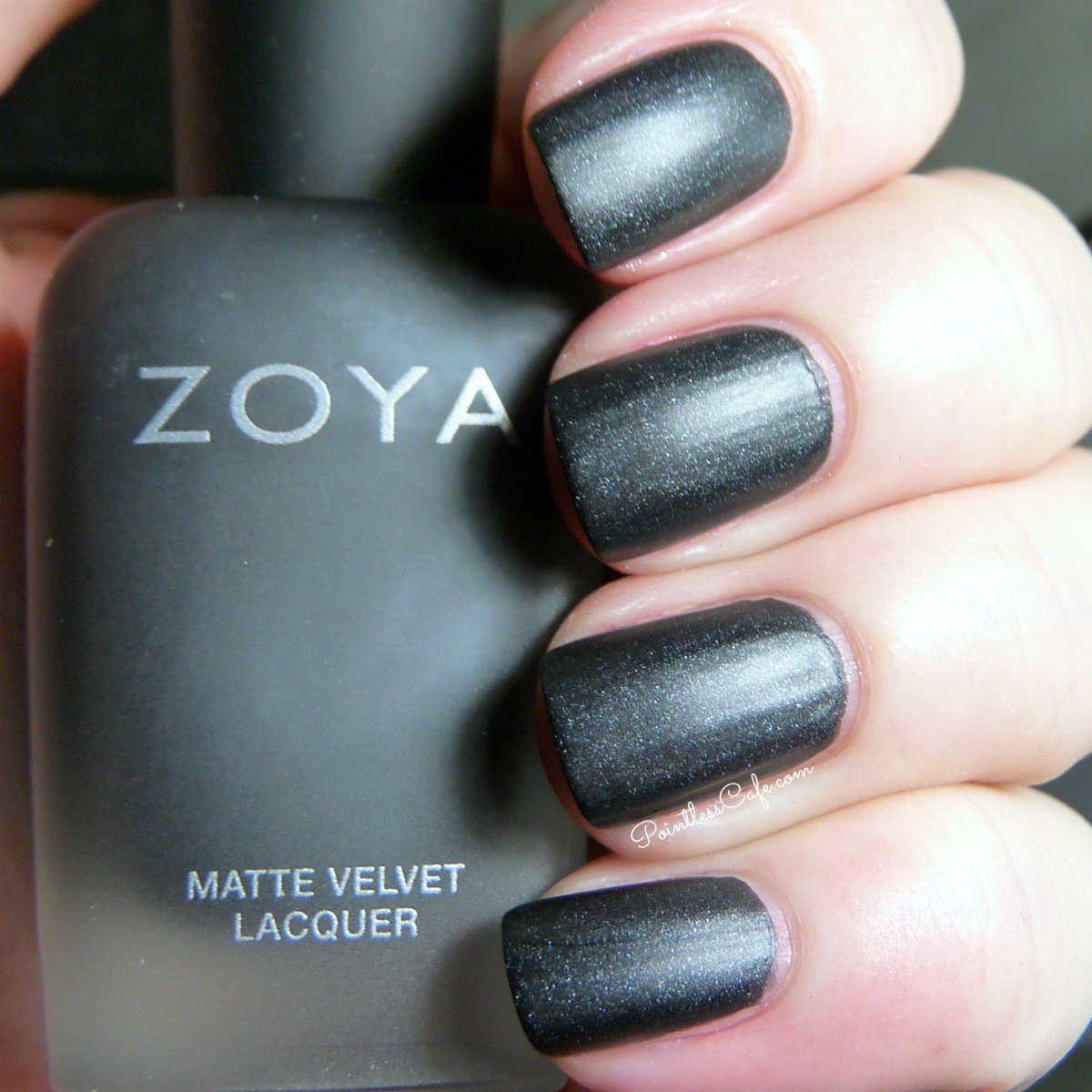 Zoya Matte Velvet Collection: LE for Holiday 2014 - Swatches, Review ...