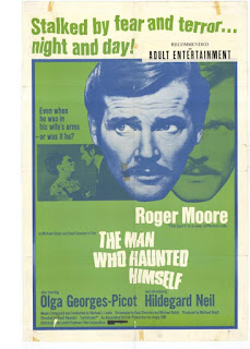 man who haunted himself poster