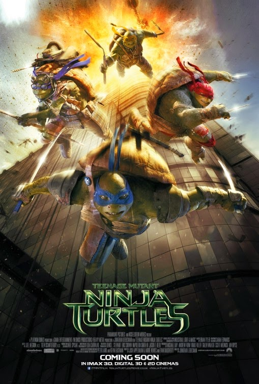 Tini nindzsa teknőcök (2014) teljes film online