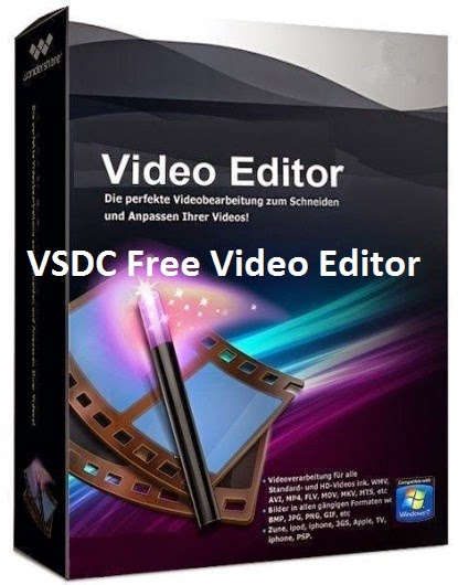 VSDC Free Video Editor Portable Crack Serial
