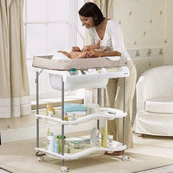 behind those eyes brevi baby bath changing station. Black Bedroom Furniture Sets. Home Design Ideas