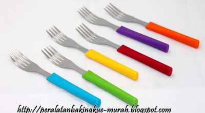 OX-601 Rainbow Fork Set