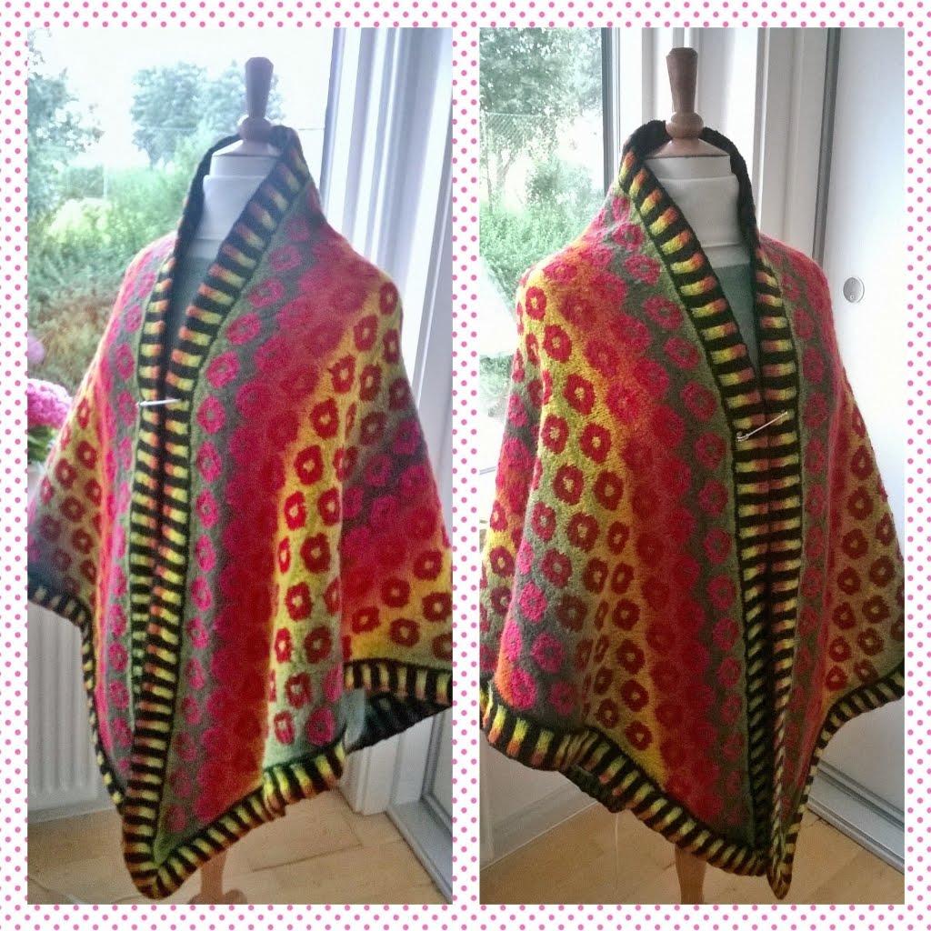 Mønster sjal