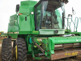 John Deere 9600 tractor parts