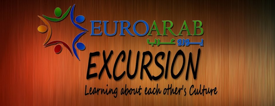"THE EUROARAB EXCURSION ""Learning about each other's culture"""