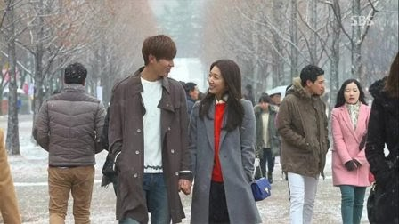 10 Momen Terbaik dari Drama Korea 'The Heirs' Episode 20 (Final)