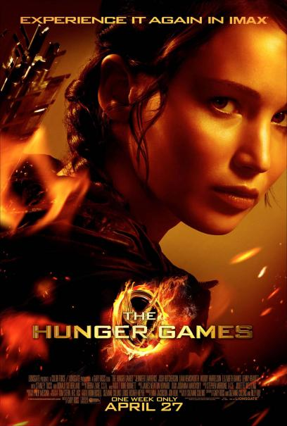 hunger games movie genre