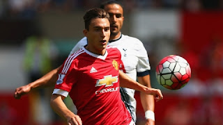 Matteo Darmian Man of the Match MU vs Spurs