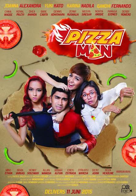 Sinopsis Lengkap Pizza Man Film Terbaru 2015 Dan Daftar Pemain