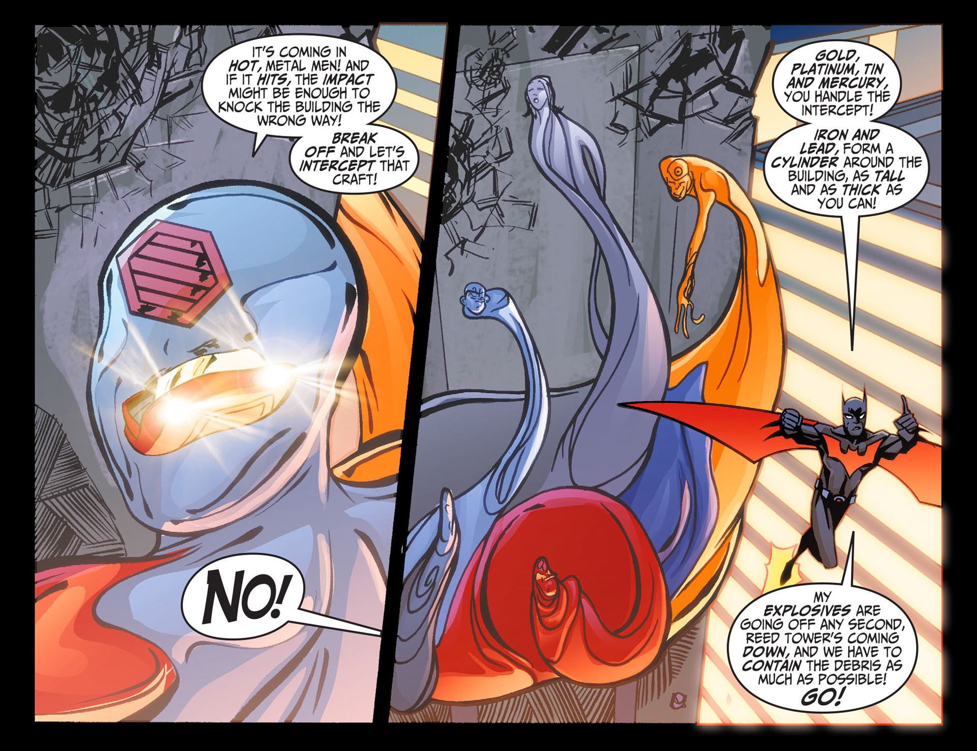 Batman Beyond (2012) Issue #26 #26 - English 4