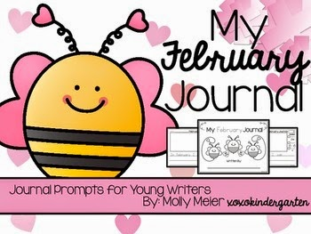 https://www.teacherspayteachers.com/Product/My-February-Journal-1637089