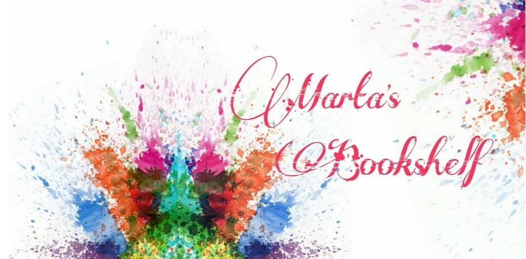 Marta's Bookshelf