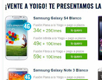 ofertas moviles fusion yoigo phone house