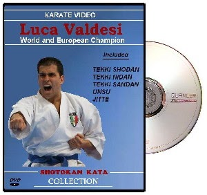 DVD - Karate