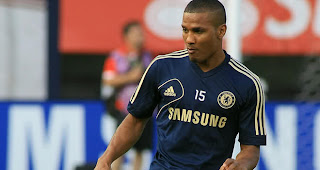 Roberto Di Matteo explains why Florent Malouda has been demoted and now training with Chelsea's Under 21s