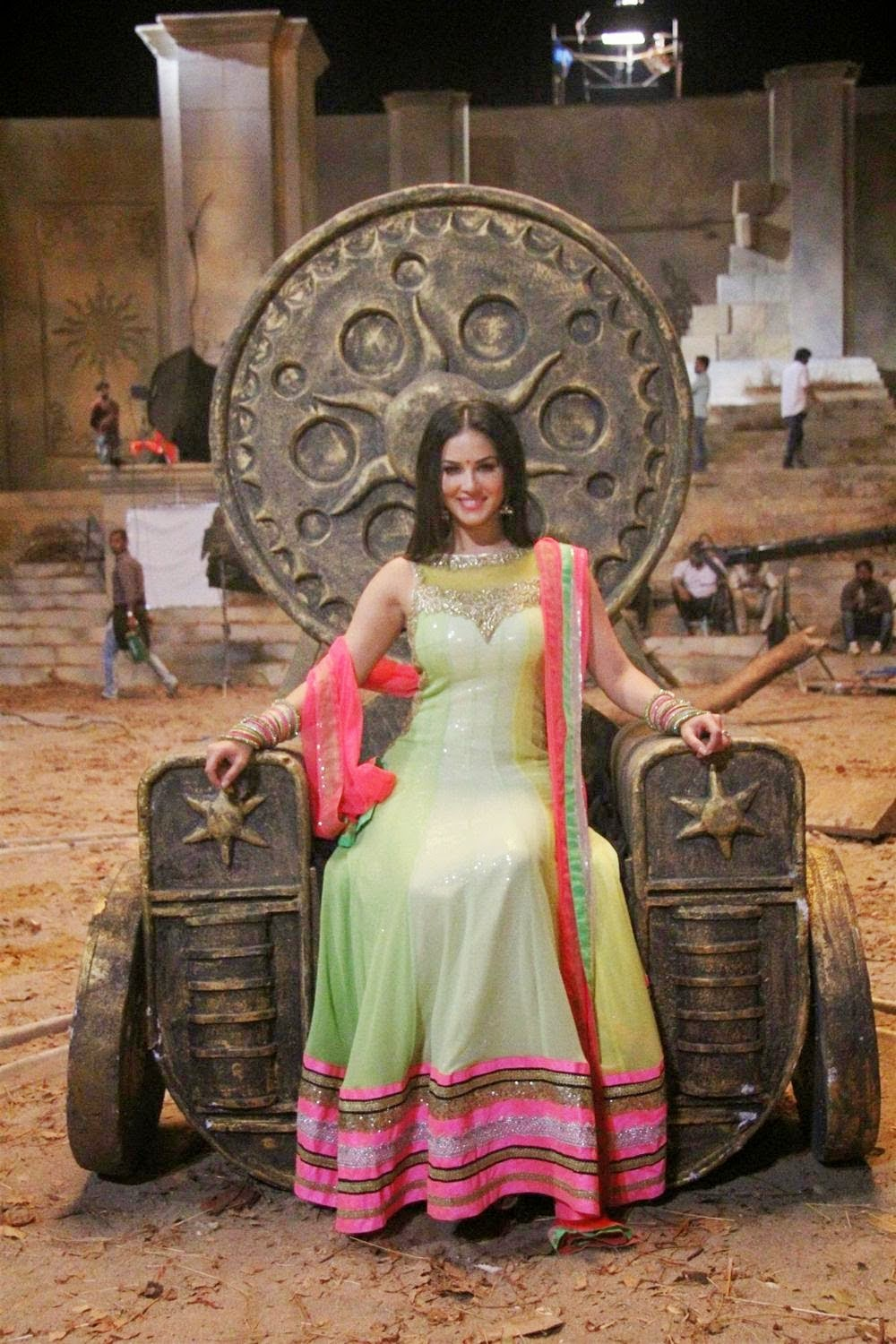 Sunny Leone in Leela Movie