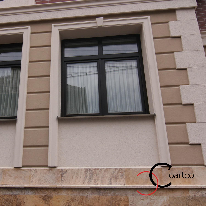 Profile polistiren art a02 ancadramente polistiren for Design exterior fatade case
