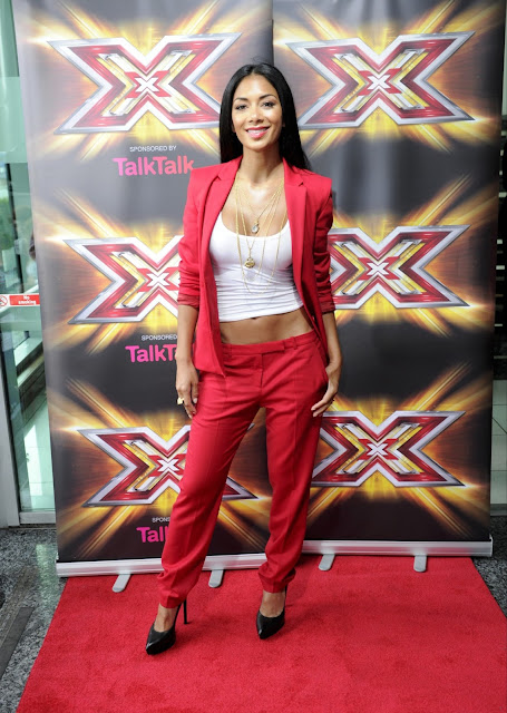 "Nicole Scherzinger – ""The X Factor"" Auditions in Cardiff"