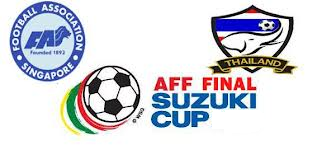 Singapura Vs Thailand Piala AFF Suzuki 2014