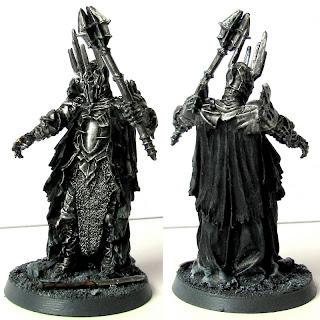 figurka saurona władca pierścieni